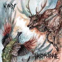 "MYTERI / PROCRASTINATE - split 12"" one-sided (Halvfabrikat Records)"