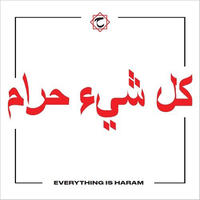 HARAM - Everything Is Haram Discography CD (Great Dance)