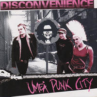 DISCONVENIENCE - Umea Punk City CD (Delusion Of Terror)