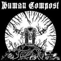 """HUMAN COMPOST / NONDESKRIPT - split 7""""EP (Ravachol Prod)"""