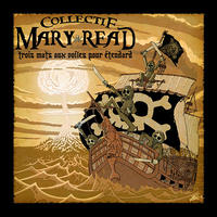 "COLLECTIF MARY READ / VARLIN - split 7""EP (Ravachol Prod)"