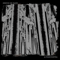 A//NARCOLEPSIA / SIERVOS DE NADIE - split LP (Cabeza De Vaca)
