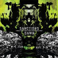 "SANCTIONS / DAWN - split 10"" (Anti-Corporate Music, Inc.)"