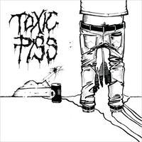 "TOXIC PISS - s/t 7""EP (Flyktsoda Records)"