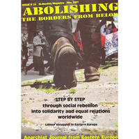 ABOLISHING THE BORDERS FROM BELOW #29 Zine (May 2007)