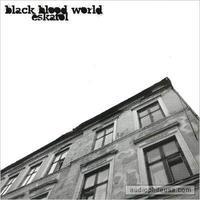 BLACK BLOOD WORLD / ESKATOL - split LP (Nakkeskudd Plater)