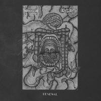 EXILENT / MORIBUND SCUM - Renewal split LP (Distro Rakkos)