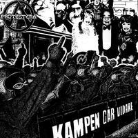 PROTESTERA - Kampen Går Vidare CD (Halvfabrikat Records)