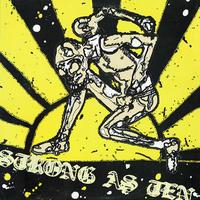 STRONG AS TEN - s/t LP (213 Records)