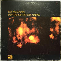 Les McCann ‎– Invitation To Openness