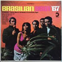Los Brasilios  Featuring Alberto On The Marimbas & The Juan Morales Singers – Brasilian Beat '67