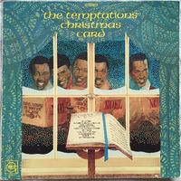 Temptations, ‎The – The Temptations' Christmas Card