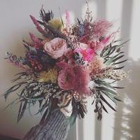 order bouquet(+boutonniere)