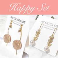【Happy Set】ピアス3