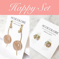 【Happy Set】ピアス2