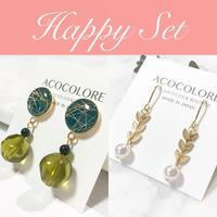 【Happy Set】ピアス/イヤリング9
