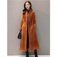 チェックコート レディース ロングチェスターコート 超ロングコート 大きいサイズ 韓国 ファッション K30010