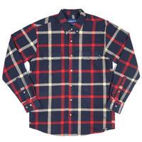 ONLY NY 【オンリーニューヨーク】 ネルシャツ 長袖  Lodge Flannel Shirt