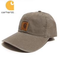CARHARTT カーハート キャップ ODESSA CAP  DRIFT WOOD