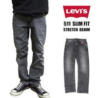 リーバイス 511 LEVI'S 511 デニムパンツ スリムフィット ジップフライ ストレッチ ジーンズ PEPPER PIE 04511-3226 USAライン