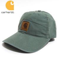 CARHARTT カーハート キャップ ODESSA CAP  ダックグリーン