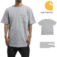 CARHARTT カーハート ポケットTシャツ US規格 K87 グレー