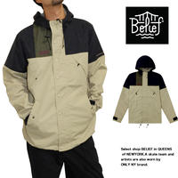 Belief NYC マウンテンパーカー ジャケット Northern Winter Jacket NATURAL