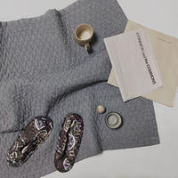 [ korean i-bul ] zig zag quilting  blanket