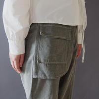 side pocket yoke pants