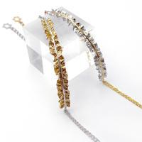 wrinkle series pinch bracelet