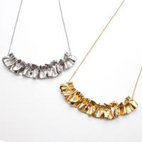 wrinkle series necklace