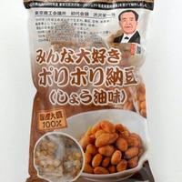 ポリポリ納豆(乾燥納豆)50包入り(1包5.5g)しょう油味