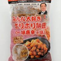 ポリポリ納豆(乾燥納豆)50包入り(5.5g)(一味唐辛子味)