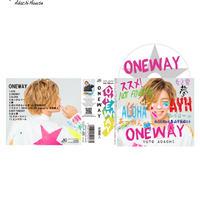 安達勇人3rdアルバム『ONEWAY』【サイン特典あり】