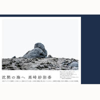 髙﨑紗弥香『沈黙の海へ』 Sayaka Takasaki, To the Ocean of Silence
