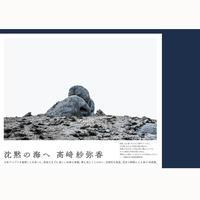 髙﨑紗弥香『沈黙の海へ』 Sayaka Takasaki, To the Ocean of Silence