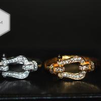 U-hoof ring