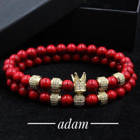 crown natural bracelet