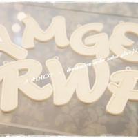 イニシャル(Mサイズ)A~G