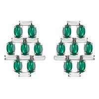 LUMIERE earring(green)