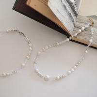 Pearl mix Charity necklace