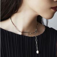 BRANCHE short necklace