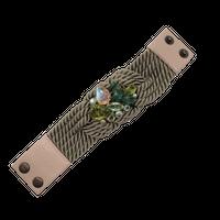 【Unique Line】Vintage code bracelet