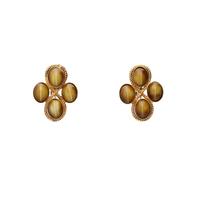 INFINI stone earring