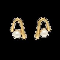 GOUTTE solo pierce/earring (gold)