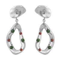 CAMELEON double earring