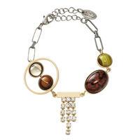 EARTH bracelet (goldxbrick)