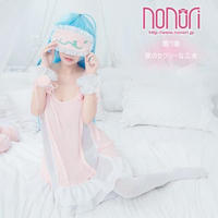 [NONORI]限定童話シリーズ--眠り姫ランジェリー7点セット