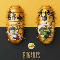 BUGARTS(風神・だんごむし)【Dreams】
