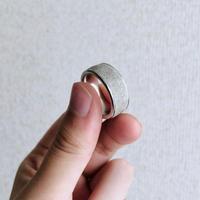 Cement Ring|bold  13号【満月しゃみ】